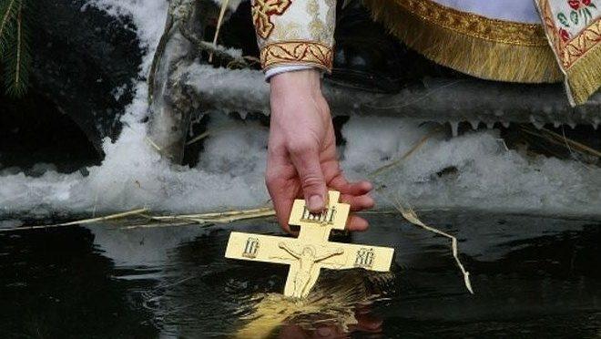 Крещение Господне. (МИТРОПОЛИТ АНТОНИЙ СУРОЖСКИЙ)