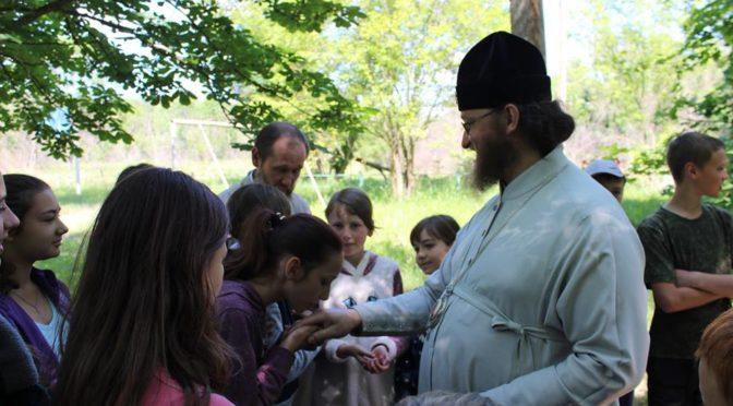 православный лагерь