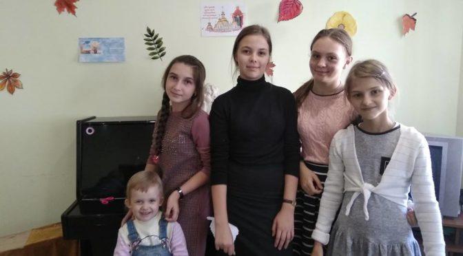 подготовка к юбилею воскресной школы «Покрова».