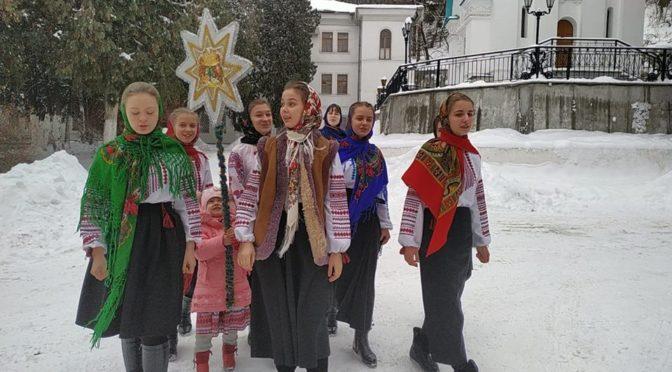 """""""На різдвяні свята всі ся радуймо"""""""