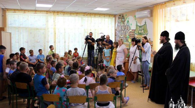 05.07.2019 Детский противотуберкулезный санаторий