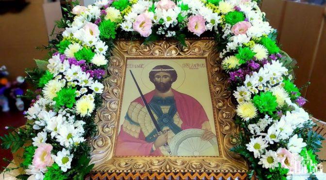12.09.2019 Рубежное. Князя Александра Невского
