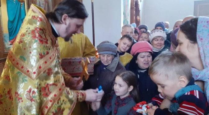 19.12.2019 Святителя Николая чудотворца