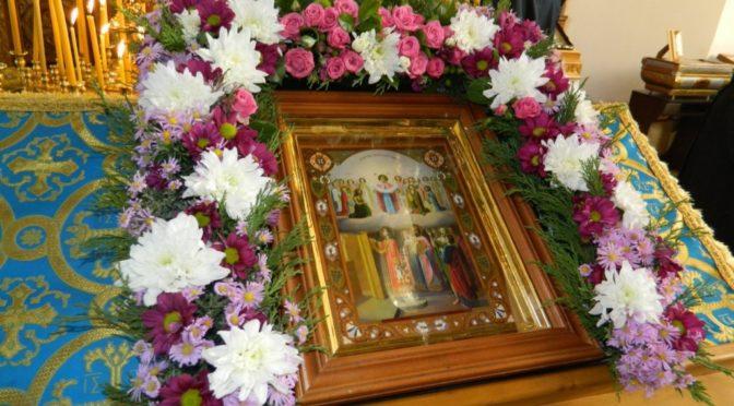 14.10.2020 Покров Пресвятой Богородицы
