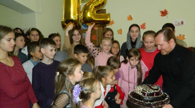 """День рождения воскресной школы """"Покрова"""""""