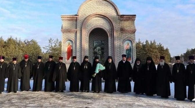 24.12.2020 Встреча управляющего делами УПЦ