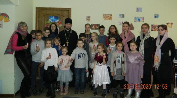 Концерт к празднику Святого Николая