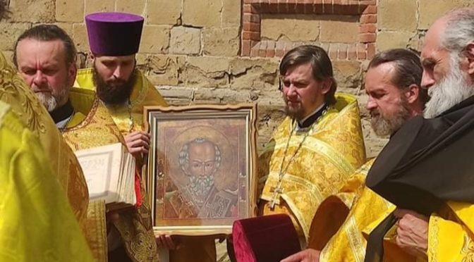 22.05.2021 Святителя Николая Чудотворца