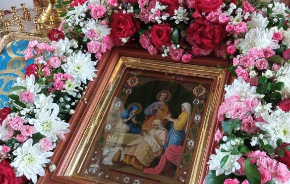 21.09.2021 Рождество Пресвятой Богородицы